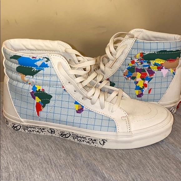 Vans Shoes | Vans Save The World Line